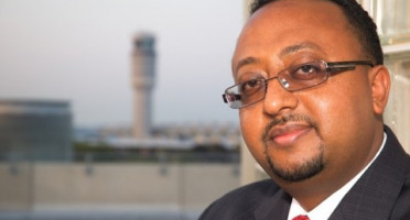 Henok Tesfaye; The Parking Lot Attendant who became a CEO
